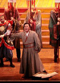Turandot - Francesco Hong