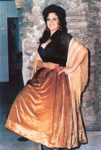 Adriana Lazzarini in Carmen di George Bizet