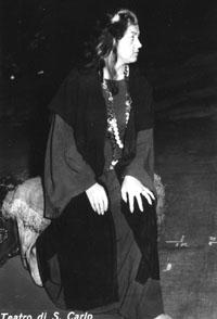 Adriana Lazzarini in Azucena ne Il Trovatore di Giuseppe Verdi