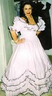 Maria Rosa Bersanetti docente al Laboratorio Corso di Canto Lirico per cantanti lirici finalizzato alla messa in scena de Le nozze di Figaro di W. A. Mozart
