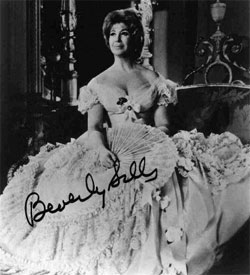 Beverly Sills in Traviata