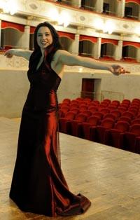 Maria Luigia Borsi - soprano