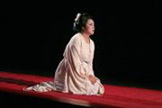 Hui He (soprano) in Madama Butterfly di Giacomo Puccini al Teatro Massimo di Palermo - Settembre 2009