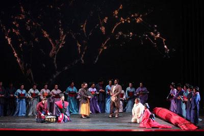 Madama Butterfly di Giacomo Puccini al Teatro Massimo di Palermo - Settembre 2009