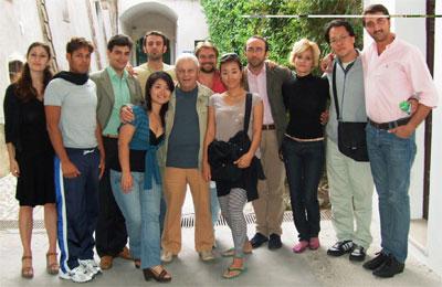 Allievi Masterclass Capri Opera Festival