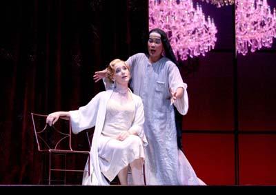 Le comte Ory di Gioachino Rossini alla XXX Edizione del Rossini Opera Festival 2009