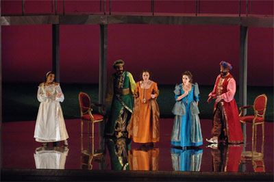 Così Fan Tutte al Teatro Ponchielli di Cremona