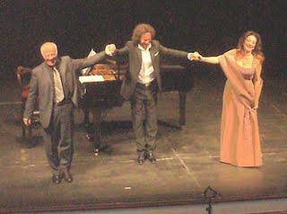 Daniela Dessì e Fabio Armigliato in concerto a Busseto in occasione del Festival Verdi 2009