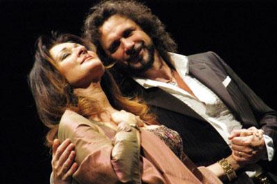 Daniela Dessì e Fabio Armiliato in concerto a Busseto in occasione del Festival Verdi 2009