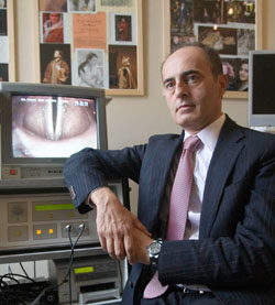 Franco Fussi, foniatra