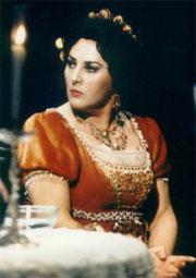 Ghena Dimitrova in Tosca