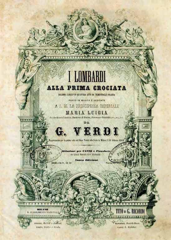 Giuseppe Verdi Quattro Pezzi Sacri