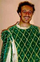 Diego Bellini nel ruolo di Marullo