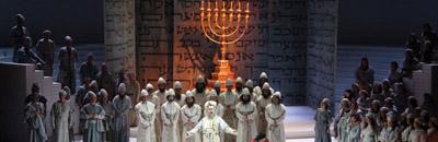 Nabucco di Giuseppe Verdi al Teatro Massimo di Palermo - Stagione Lirica 2010
