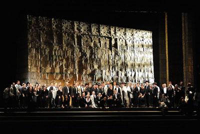 Nabucco di Giuseppe Verdi al Teatro Regio di Parma - Festival Verdi 2009