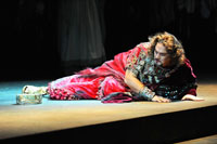 Giovanni Meoni in Nabucco di Giuseppe Verdi al Teatro Regio di Parma - Festival Verdi 2009