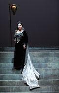 Dimitra Theodossiou in Abigaille nel Nabucco di Giuseppe Verdi al Teatro Regio di Parma - Festival Verdi 2009