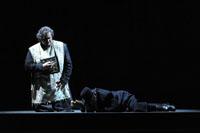 Riccardo Zanellato in Zaccaria nel Nabucco di Giuseppe Verdi al Teatro Regio di Parma - Festival Verdi 2009