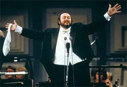 Luciano Pavarotti: Spero che l'amore per l'opera rimanga sempre di importanza centrale nella mia vita