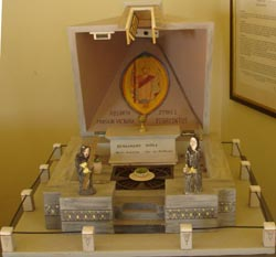 Miniatura del Monumento funerario di Beniamino Gigli