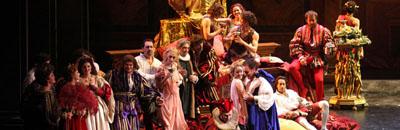 Rigoletto di Giuseppe Verdi al Teatro Massimo di Palermo - Novembre 2009