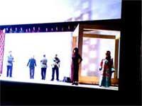 Immagini della recensione dell'opera TURANDOT al Teatro S.Carlo di Napoli