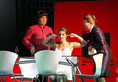 La scala di seta di Gioachino Rossini alla XXX Edizione del Rossini Opera Festival 2009