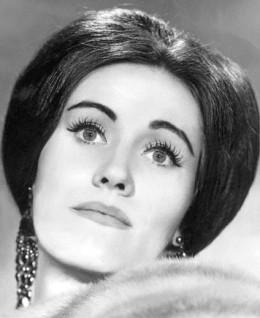 Joan Sutherland, soprano australiano