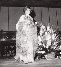 Renata Tebaldi in concerto