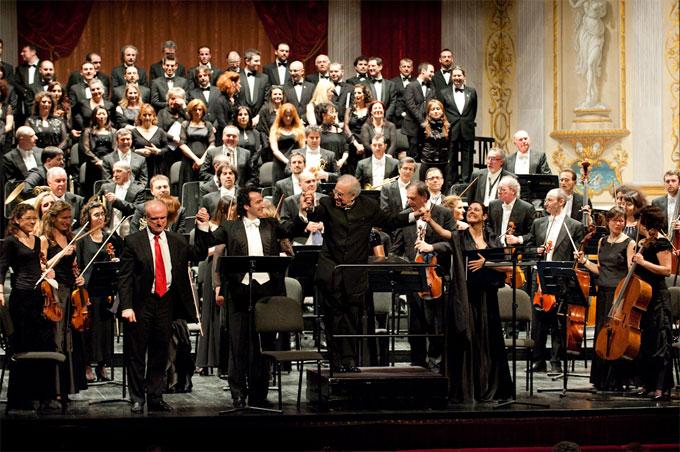 Te Deum di Gabriel Fauré al Teatro Regio di Parma - Stagione lirica 2010