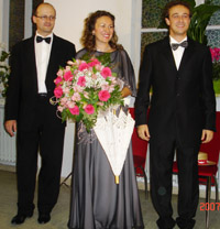 Alberto Bruni, Gloria Bellini, Diego Bellini