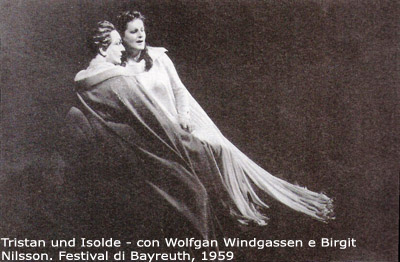Tristan und Isolde di Richard Wagner