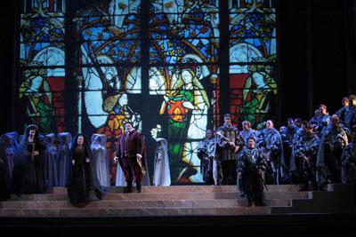 Il Trovatore di Giuseppe Verdi al Teatro Comunale di Piacenza - Stagione 2009-2010