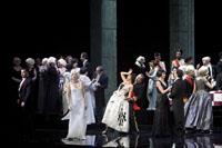 La Vedova allegra di Franz Lehar al Teatro Carlo Felice di Genova - Novembre 2009